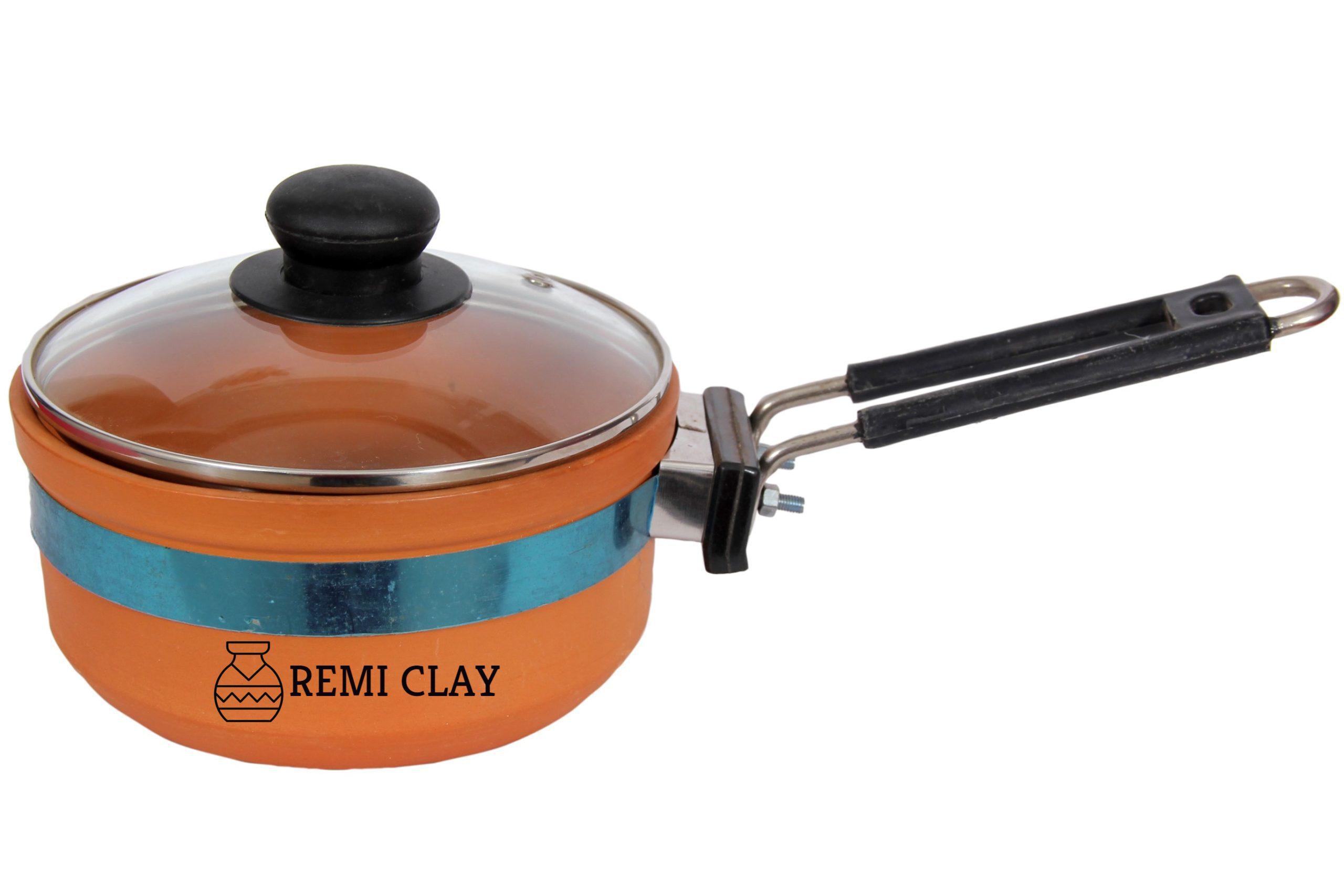 Clay sauce-pan